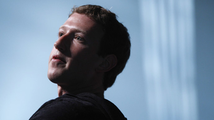 Zuckerberg, Facebook look for relief after stock wipe-out