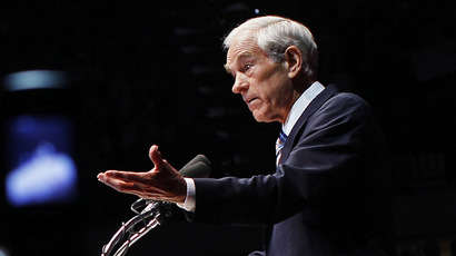 US imposes sanctions 'too casually' – Ron Paul to RT