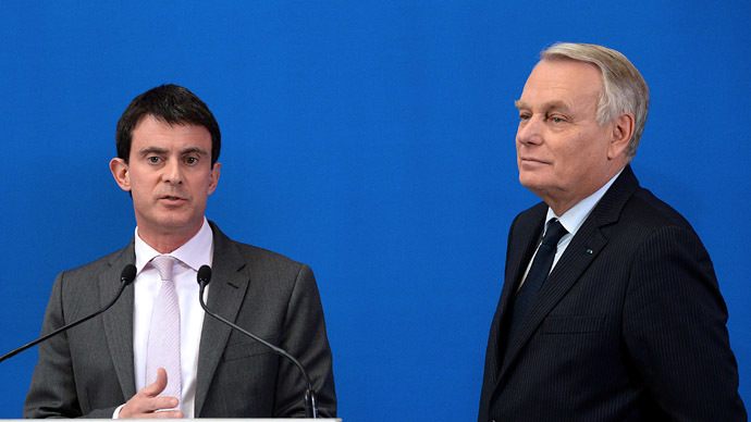 French PM Ayrault resigns after Socialists lose local elections