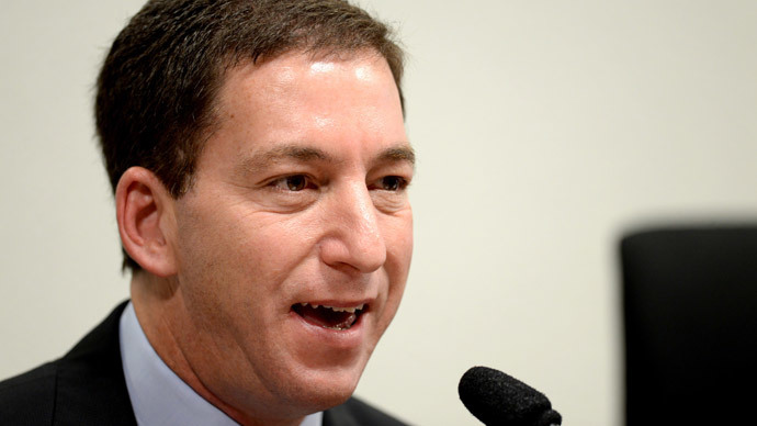 Greenwald goads NSA over 'staged leaks'
