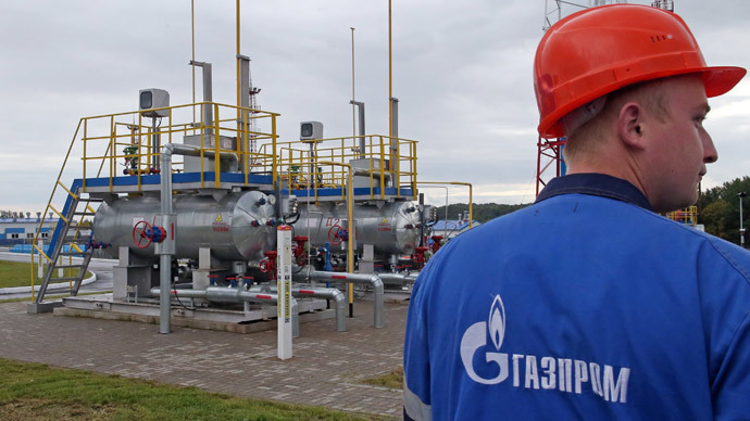 Heated issue: Russia to construct gas pipeline to Crimea