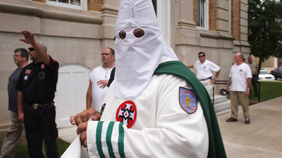 KKK plans to employ US troops in training for upcoming race war (VIDEO)