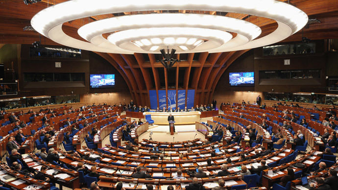 Duma attacks anti-Russian actions at PACE, threatens to quit