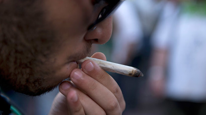 ​Washington DC decriminalizes possession of up to an ounce of marijuana