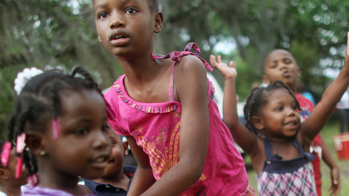 Black children still face most barriers in America - study