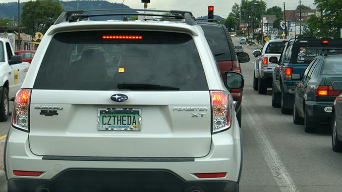 Colorado drivers claim 'license plate profiling' after marijuana legalization