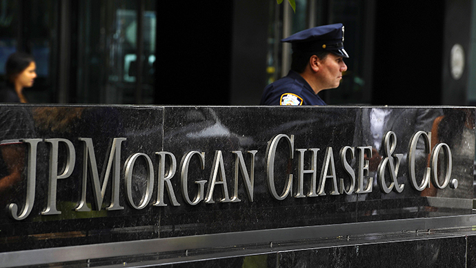Russia reacts to JPMorgan Chase blocking diplomatic transfer on 'sanctions' pretense