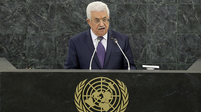 Israel refuses to release Palestinian prisoners after Abbas applies to 15 UN bodies