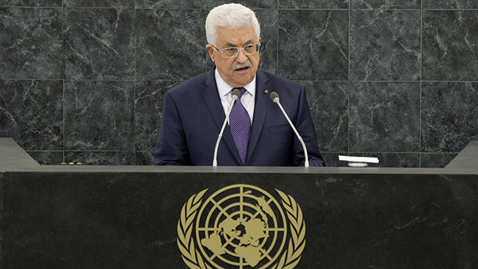 Abbas applies to 15 UN bodies in pursuit of further recognition for Palestine