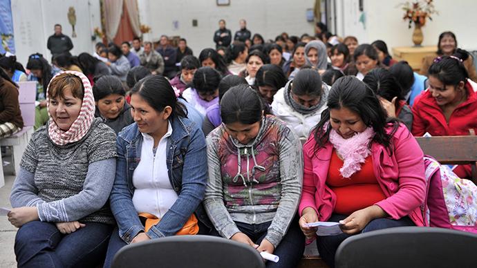 Over 300 female inmates flee Chile prison after massive quake