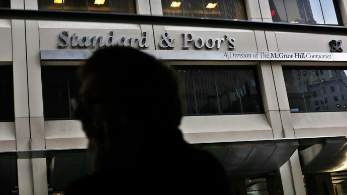 'Information war'? S&P cuts Crimea's rating to default grade