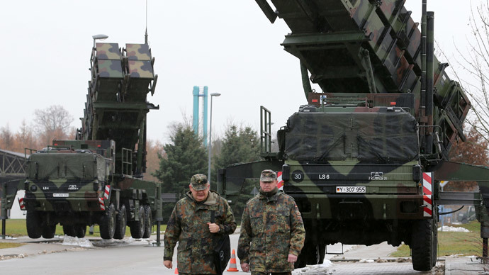 Russia wants answers on NATO troop movement in Eastern Europe