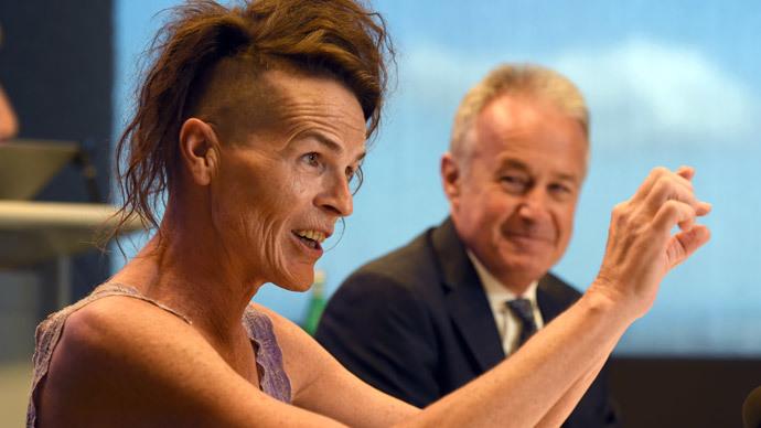 Australian top court recognizes 'non-specific' gender