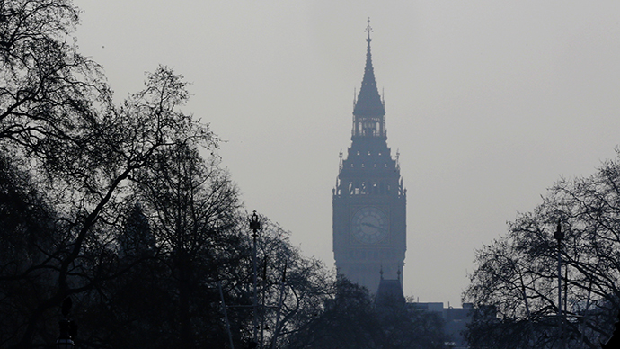 Smog alert in Britain due to Sahara dust, high pollution (PHOTOS)