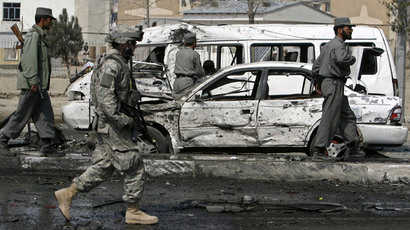 Rafferty's rules: Chaos reigned in Afghanistan throughout US occupation, HRW reports