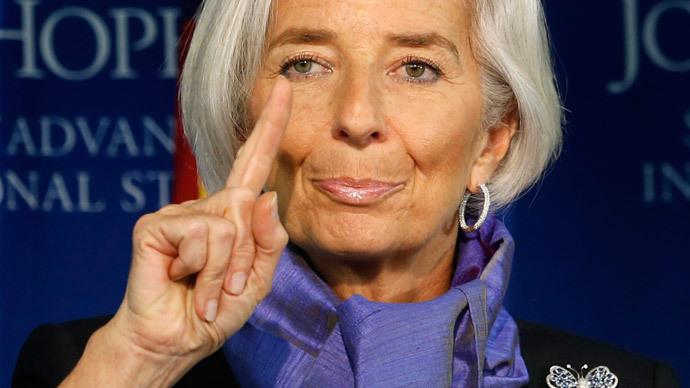 Ukraine 'spillover' could wreck world economy - Lagarde