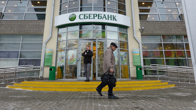 ​Russia's biggest bank halts foreign currency personal loans