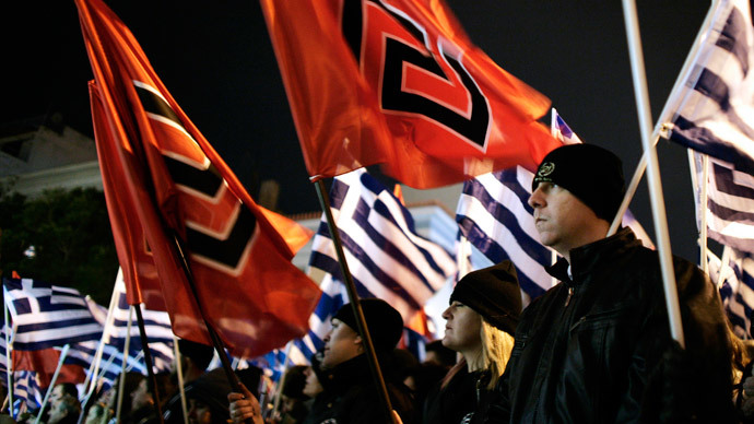 Greek far-right Golden Dawn topples PM aide amid police crackdown