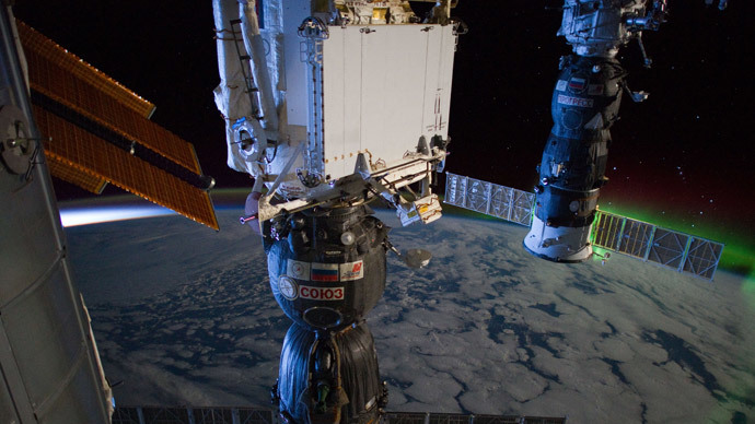 No politics in space: ISS example of what Russia, US can achieve working together