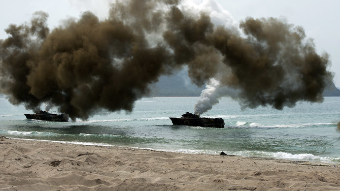 Marine Corps seeks new Amphibious Combat Vehicle
