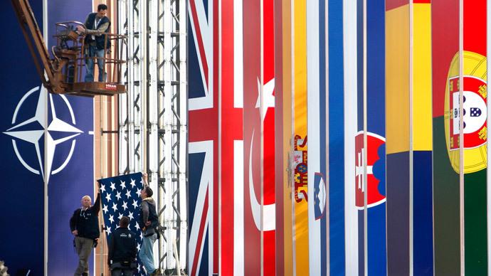 Russia recalls chief military representative to NATO