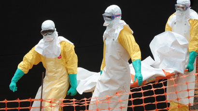 Ebola outbreak in W.Africa 'totally out of control' – MSF