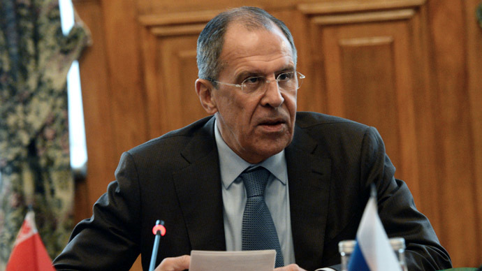Kiev ignored independent assessment of snipers at Maidan - Lavrov