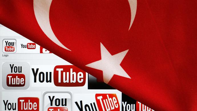 Turkey court overturns YouTube ban, except on 15 videos