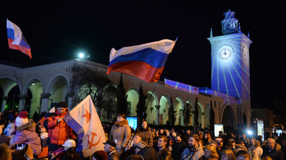 Donetsk activists proclaim region's independence from Ukraine