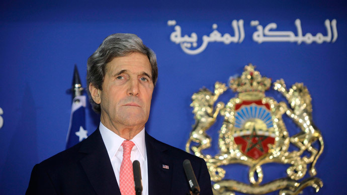 Kerry gives up on Israeli-Palestinian peace talks