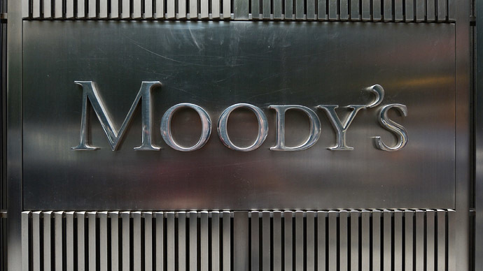 Moody's downgrades Ukraine to 'default imminent'