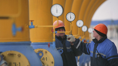 Germany first to deliver European gas to Ukraine