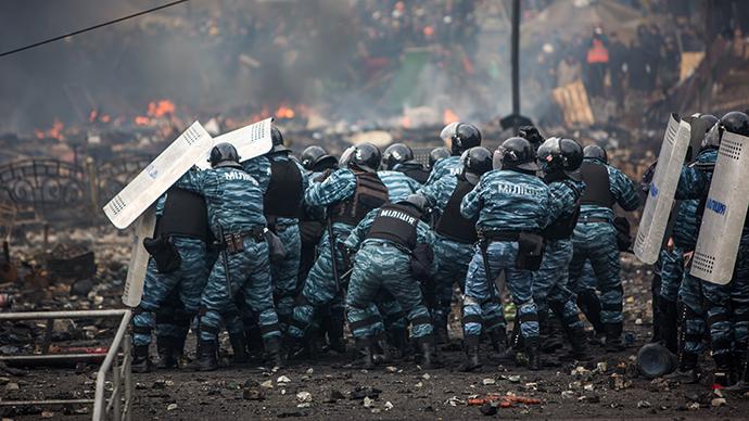 '100% sure Berkut police didn't shoot people in Kiev' – ex-Ukrainian interior minister
