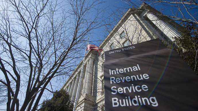 'Too little, too late': IRS pays out $53mn to whistleblowers on 2013 tax evaders