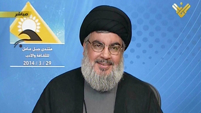 Syrian govt no longer in danger of falling - Hezbollah leader