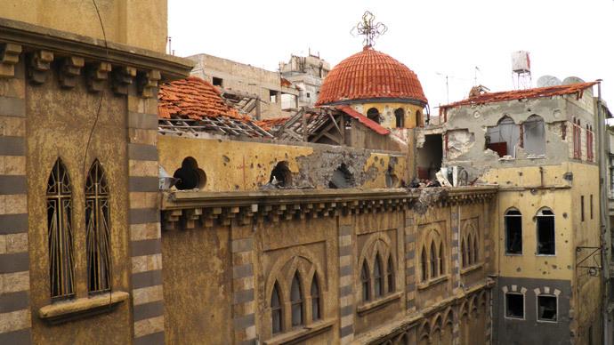 Dutch priest assassinated in Syria by gunman