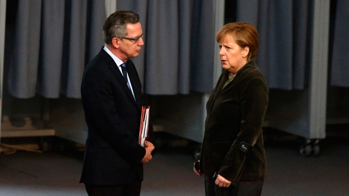 Merkel ally blasts US assurances on spying as 'insufficient'