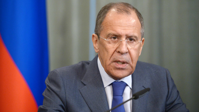 Lavrov: US and EU line on Ukraine 'unproductive and dangerous'