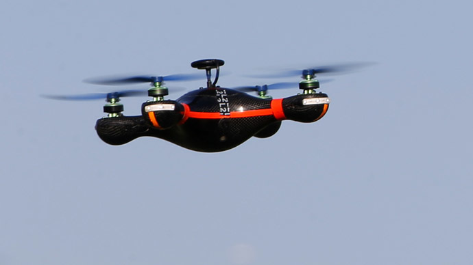 MIT project hopes to give drones unlimited flight potential