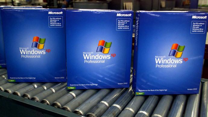 R.I.P. Windows XP