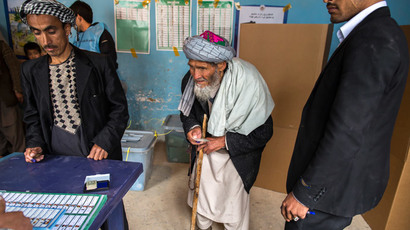 ​Abdullah, Ghani lead in Afghan presidential poll as 10% votes counted