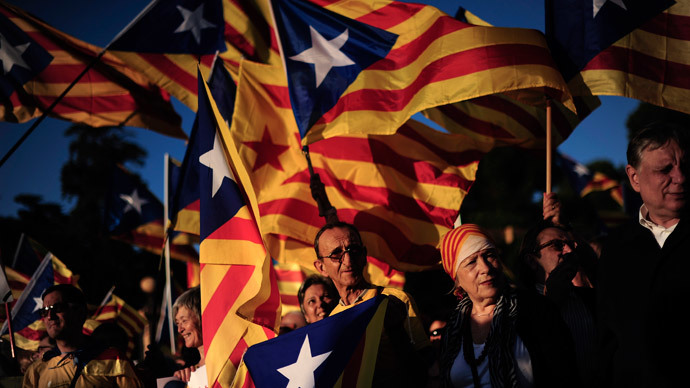 Catalonia to press for independence despite red light from Madrid