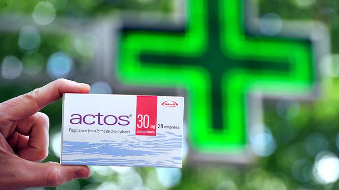 Jury orders pharma companies to pay $9 bln in diabetes drug case