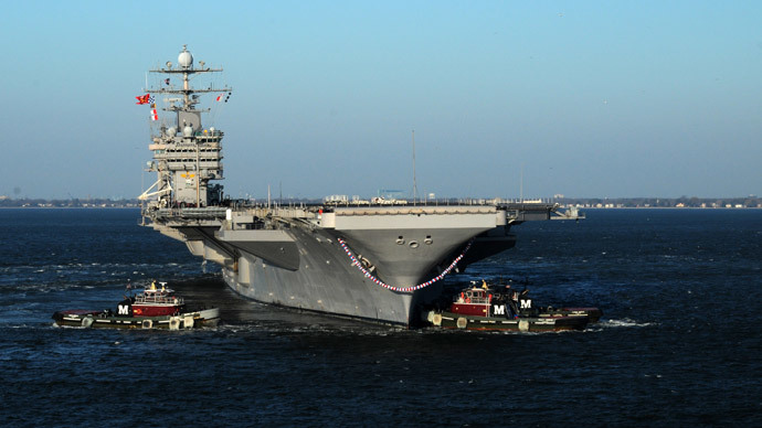 Navy creates ship fuel from seawater