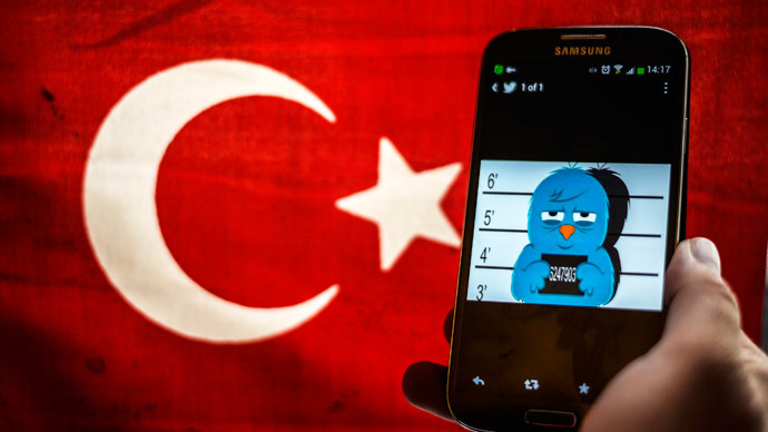 Erdogan: Turkish court ruling lifting Twitter ban should be overturned