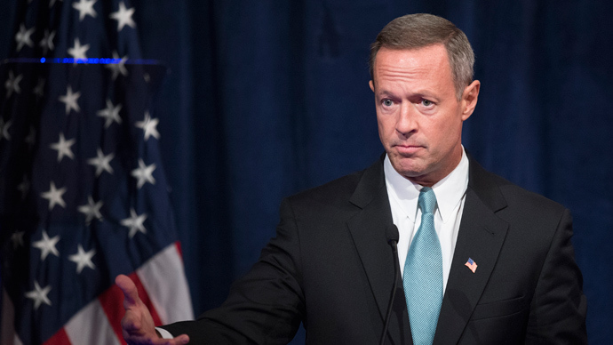 Maryland Gov. O'Malley to sign marijuana decriminalization bill