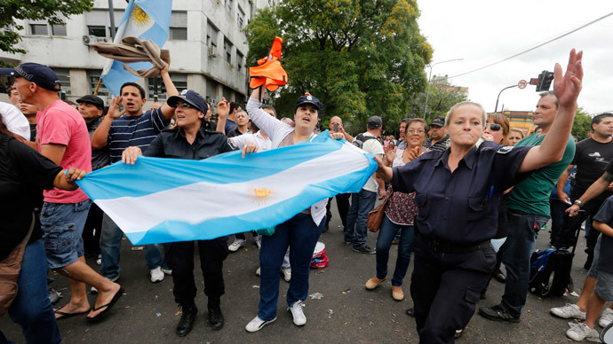 Buenos Aires declares state of emergency to combat 'mob justice'