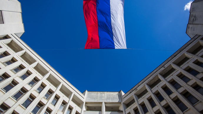 Crimea's new constitution put up for discussion