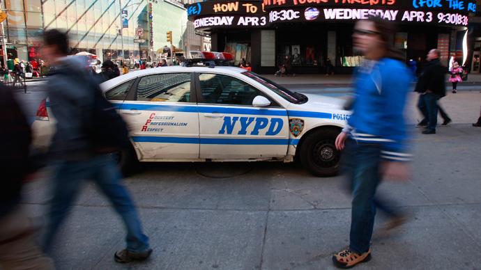 NYPD cop nearly plowed down his fellow officers while driving drunk, police claim