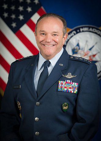 NATO Supreme Allied Commander Europe, U.S. Air Force General Philip Breedlove (Image from wikipedia.org)